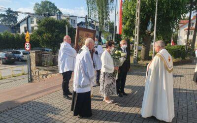 Rozpoczęcie Peregrynacji Obrazu Świętego Józefa w naszej parafii